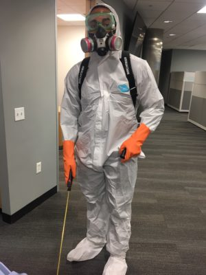 Modern Pest Offers Disinfection and Sanitizing Services